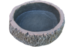 EuroZoo, Hatchling Dish, water-voerbak, klein, 8 x 8 x 2.5 cm