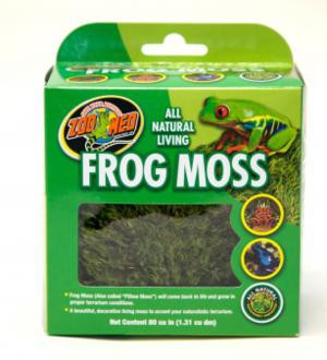 Zoo Med, All Natural Frog mos, 1,31L