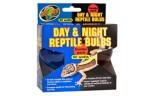 Zoo Med, Day/Night Reptile Bulb Combo (DB-60E & NR-60E)
