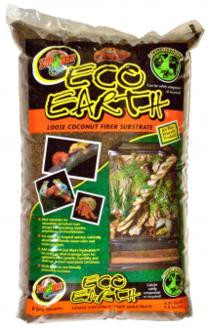 Zoo Med, Eco Earth Loose 8,8L