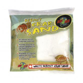 Zoo Med, Hermit Crab Sand, - wit