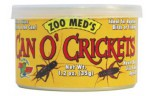 Zoo Med, Can O' Crickets (60 crickets/can), 35g
