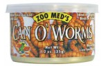 Zoo Med, Can O' Worms (300 worms/can), 35g