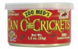 Zoo Med, Can O' Crickets Mini Size (200/can) 35g