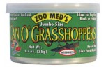 Zoo Med, Can O' Grasshoppers (20XL /can) 35g