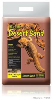Exo Terra Desert Sand, rood 4,5 kg