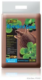 Exo Terra Riverbed Sand Brown 4,5 kg