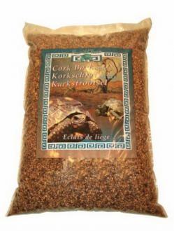 Namiba Terra Cork Bark Litter,. middel,. 20 Liter