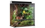 Exo Terra Glass Terrarium groot, /X Tall, 90 x 45 x 90 cm