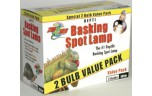 Zoo Med, Basking Spot Value Pack (2 pieces), 40 Watt