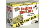 Zoo Med, Basking Spot Value Pack (2 pieces), 60 Watt