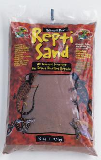 Zoo Med, Repti Sand, Natural rood 4,5kg