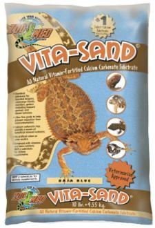 Zoo Med, Vita-Sand,-Baja Blue 4,5kg