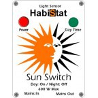 HabiStat  Sun Switch. Day on. Europe.