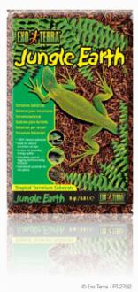 Exo Terra Jungle Earth, Tropical Terrarium Substrate, 8,8 ltr