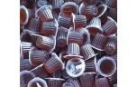 Jelly Cups Brown Sugar, Bulk 350 st.