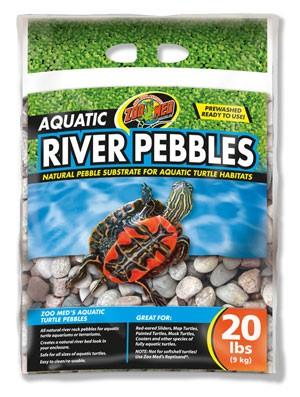 Zoo Med, Aquatic River Pebbles, 4,5 kg
