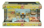 Zoo Med, ReptiHabitat Hermit Crab Kit (English Only) With Terrarium