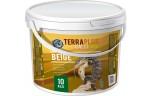EuroZoo, TerraPlus CalciSand, Beige, 10 kg BUCKET