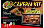 Zoo Med, Cavern kit with Excavator