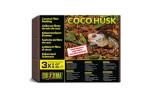 Ex coco husk, kokoschips 3x8,8L