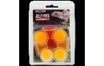 RP Jelly Pots Fruit 8ks